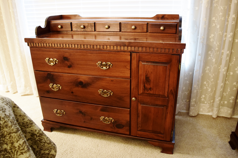 Yield House Pine Bedroom Dresser