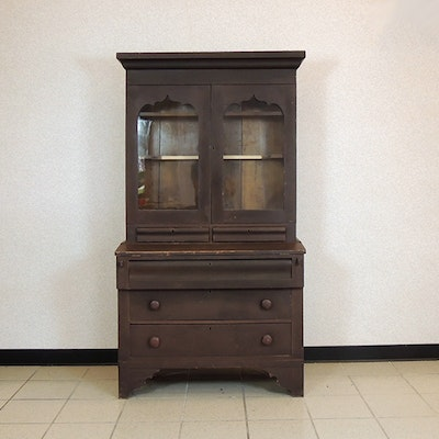 Kitchen Cabinet Auction - Rooms