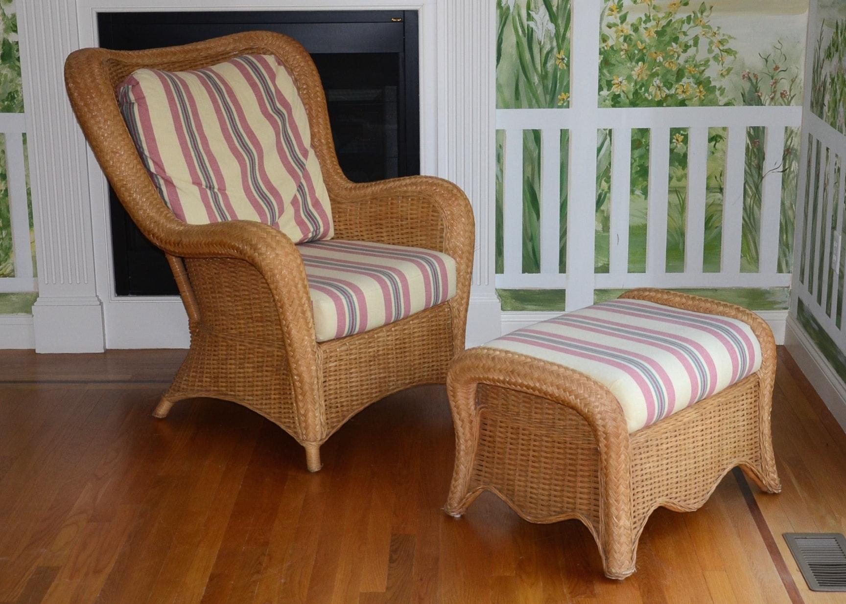 Lexington Casual Wicker Chair ...