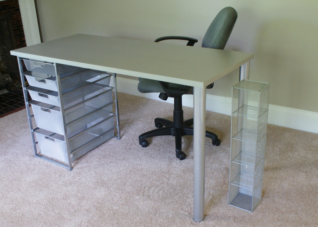 Container Store Desk And Chair ...