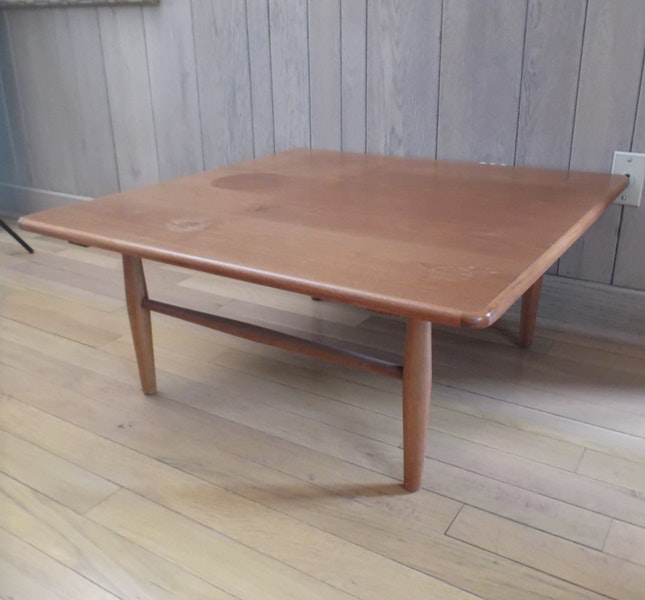 Stolefabrike Danish Modern Coffee Table ...