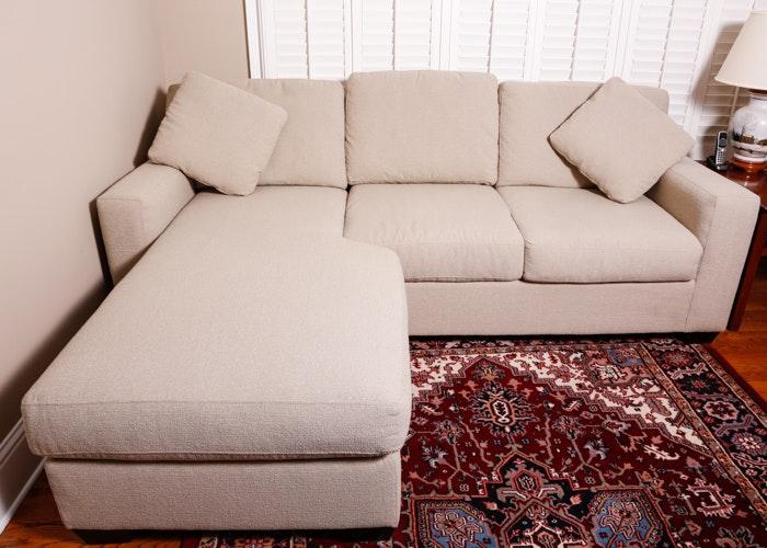 IO Metro Sectional Sofa ...