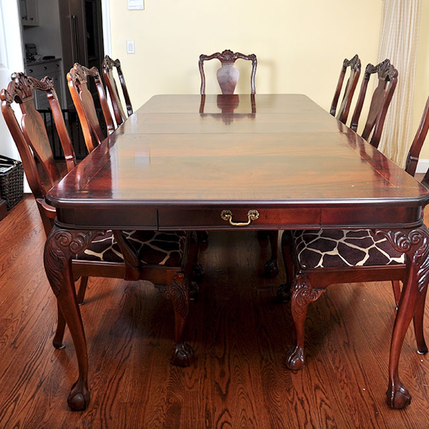 Bernhardt Dining Room Set : EBTH