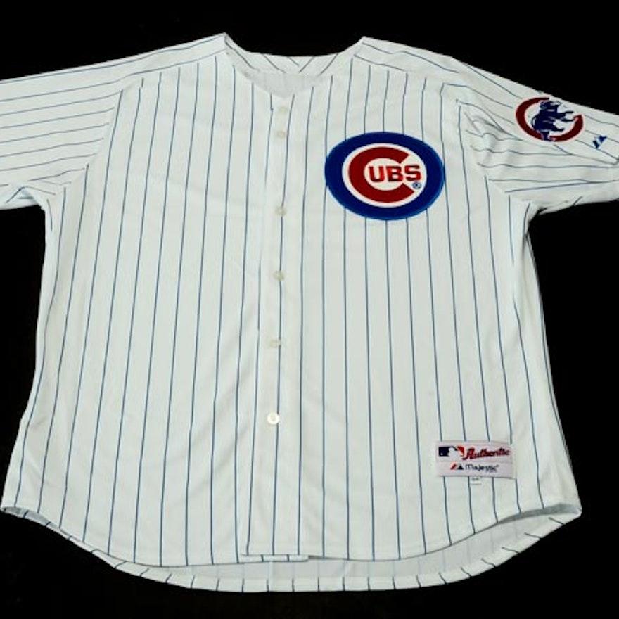 d6ba38393 New Chicago Cubs Jersey   EBTH