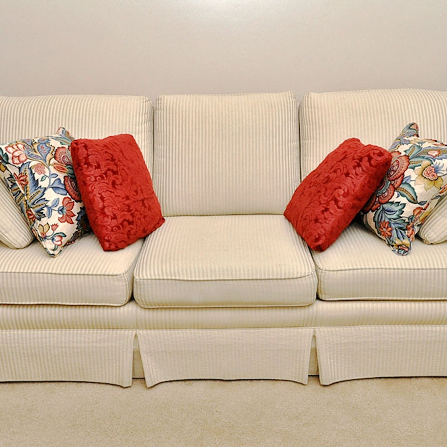 Sectional Sofas In Hickory Nc: Contemporary Sofa By Jetton Furniture Of Hickory, NC : EBTH