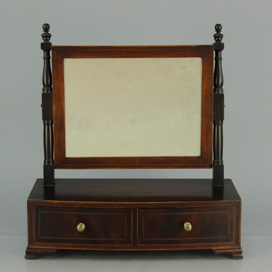 Antique Mahogany Dresser-Top Vanity ... - Antique Mahogany Dresser-Top Vanity : EBTH