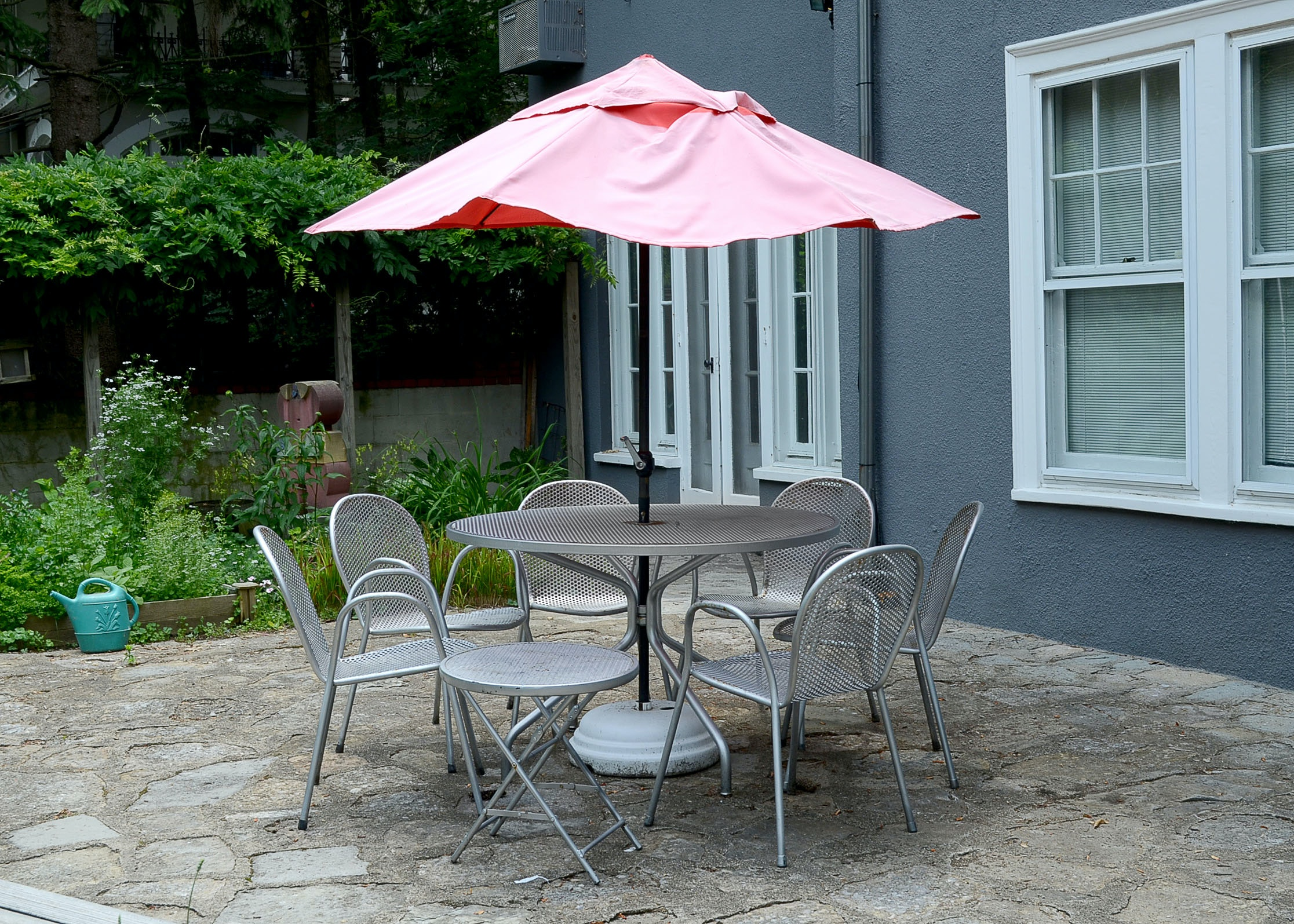 Chrome Patio Furniture