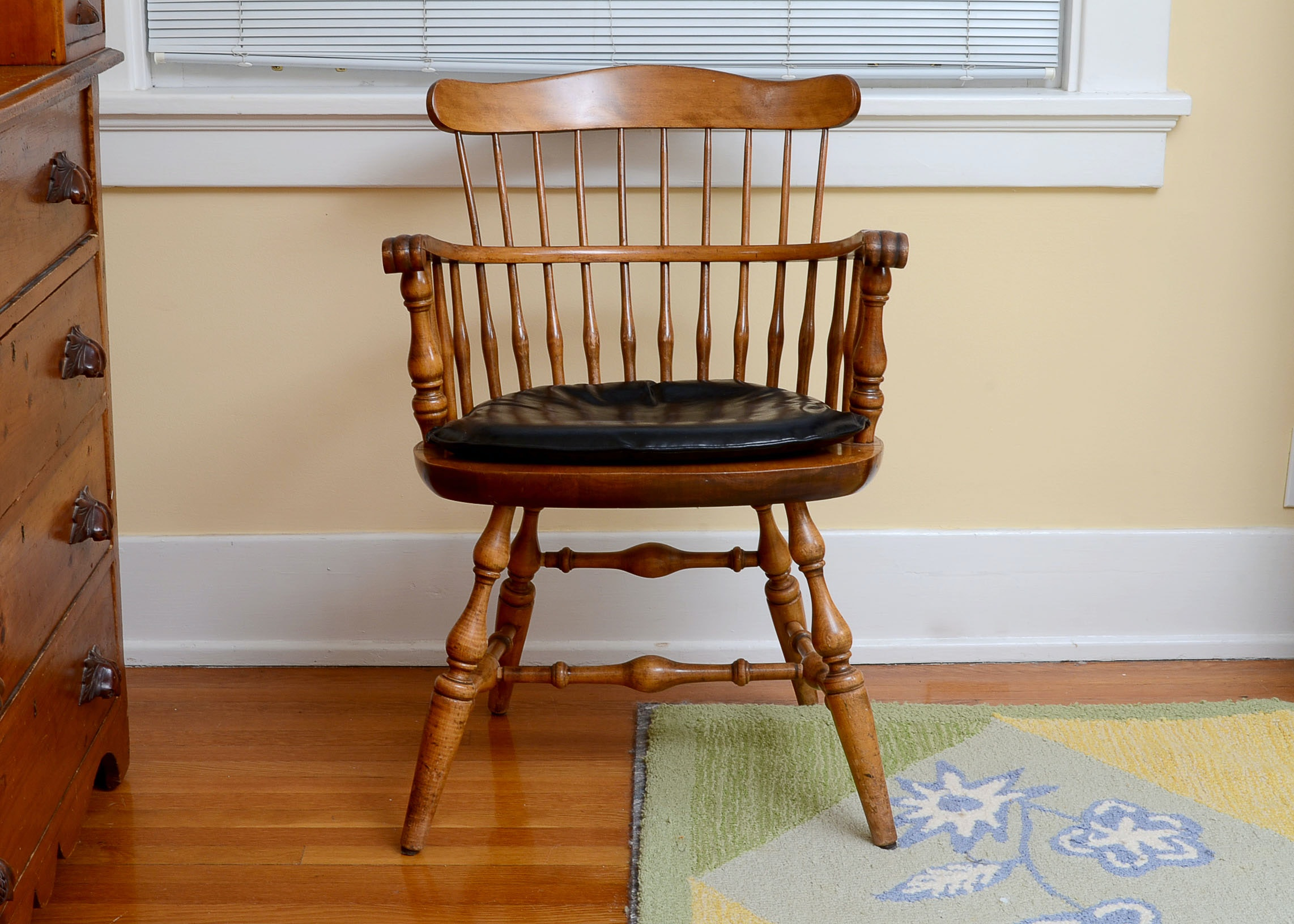 Nichols & Stone Co. Windsor Style Chair