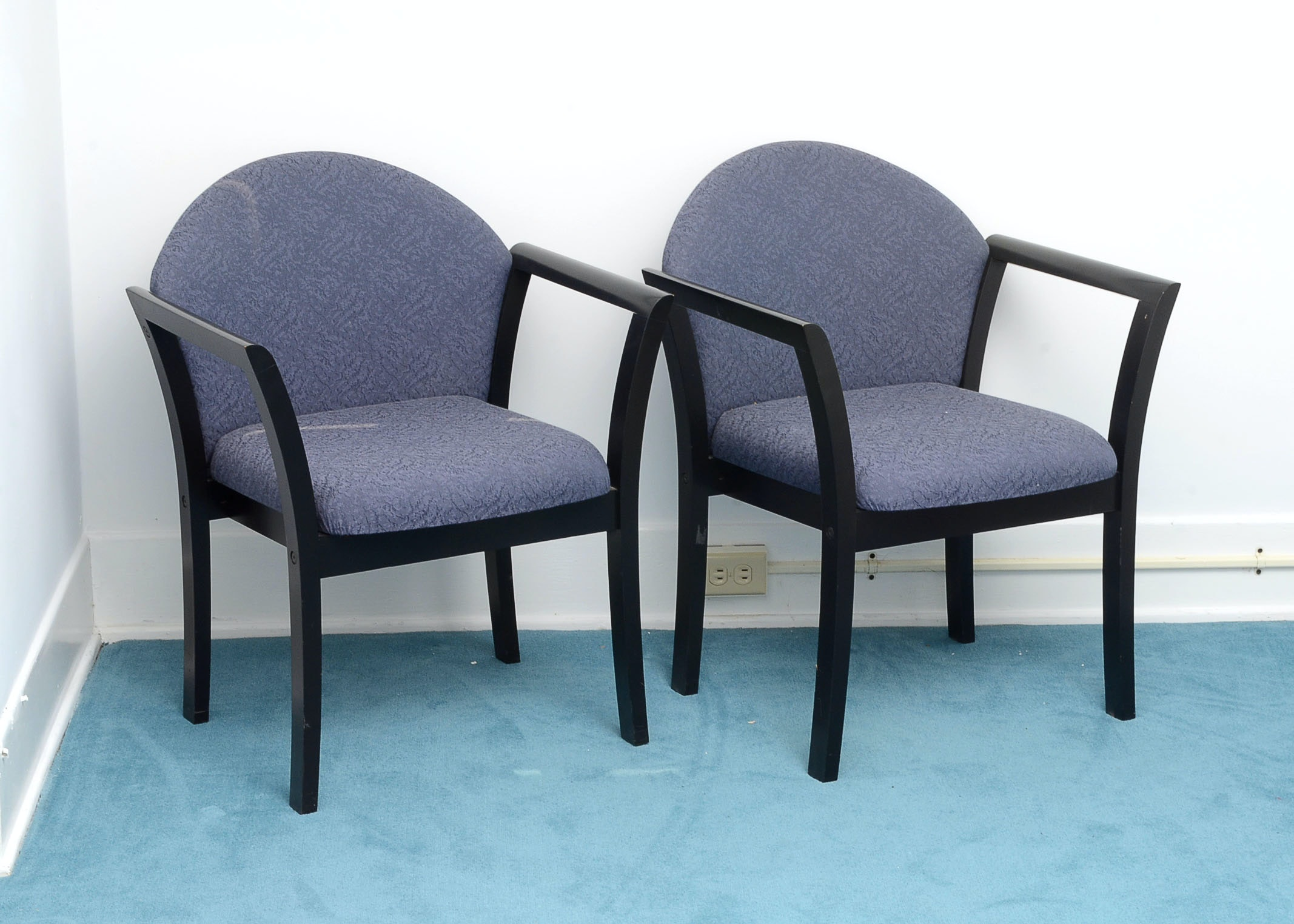 Pair of Kimball International Side Chairs