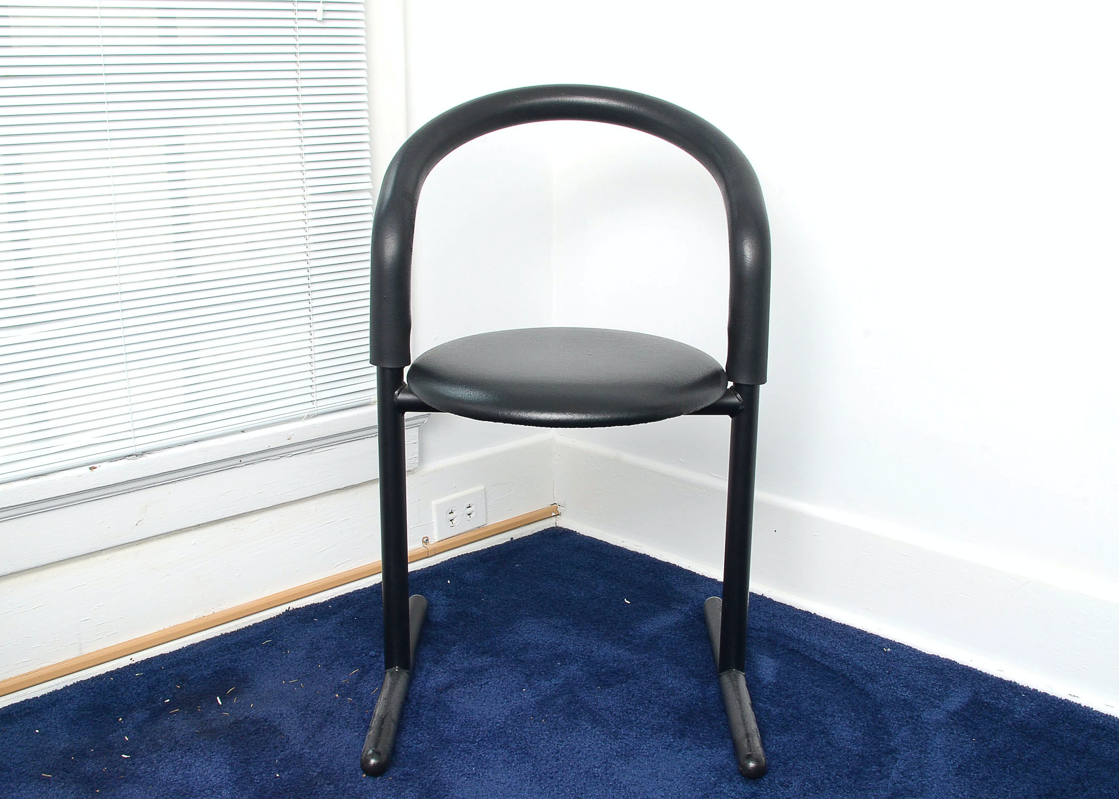 Creations Gibo Inc. Black Chair