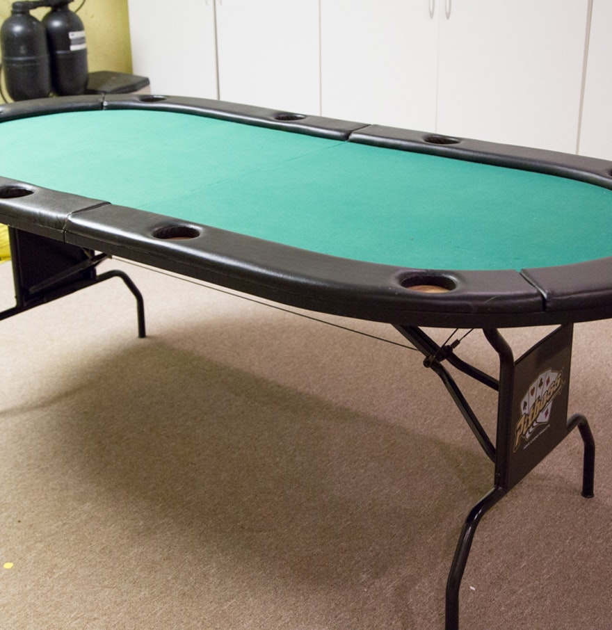 100 Trademark Poker Tables Game Room Custom Pool Tables