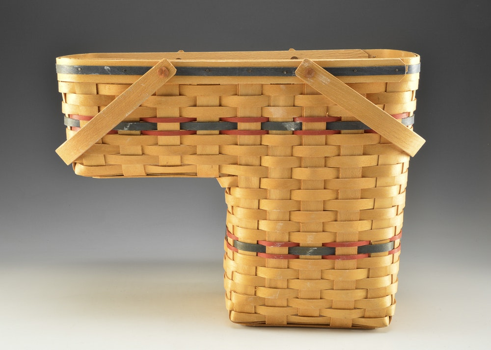 Stair Step Basket By Carnation ...