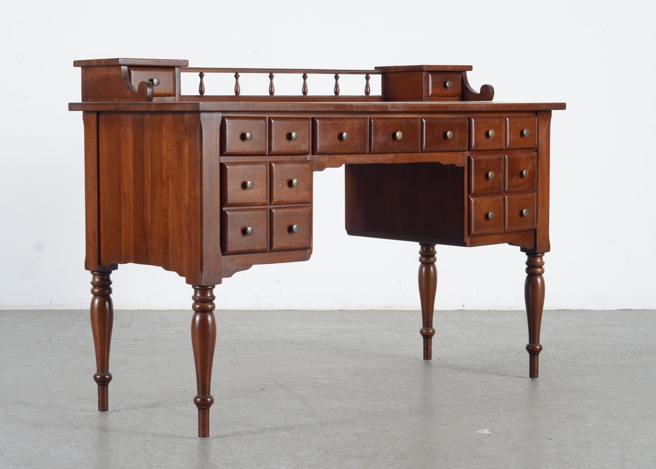 Solid Cherry Desk By Southern Colonial Furniture ...