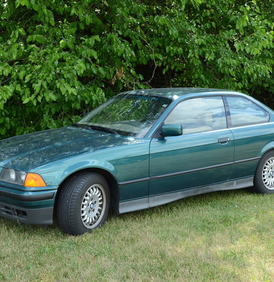 1993 bmw 325is two door coupe