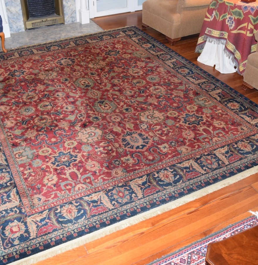 Persian carpet in room others beautiful home design - Wonderful persian living room designs buying tips for the rug ...