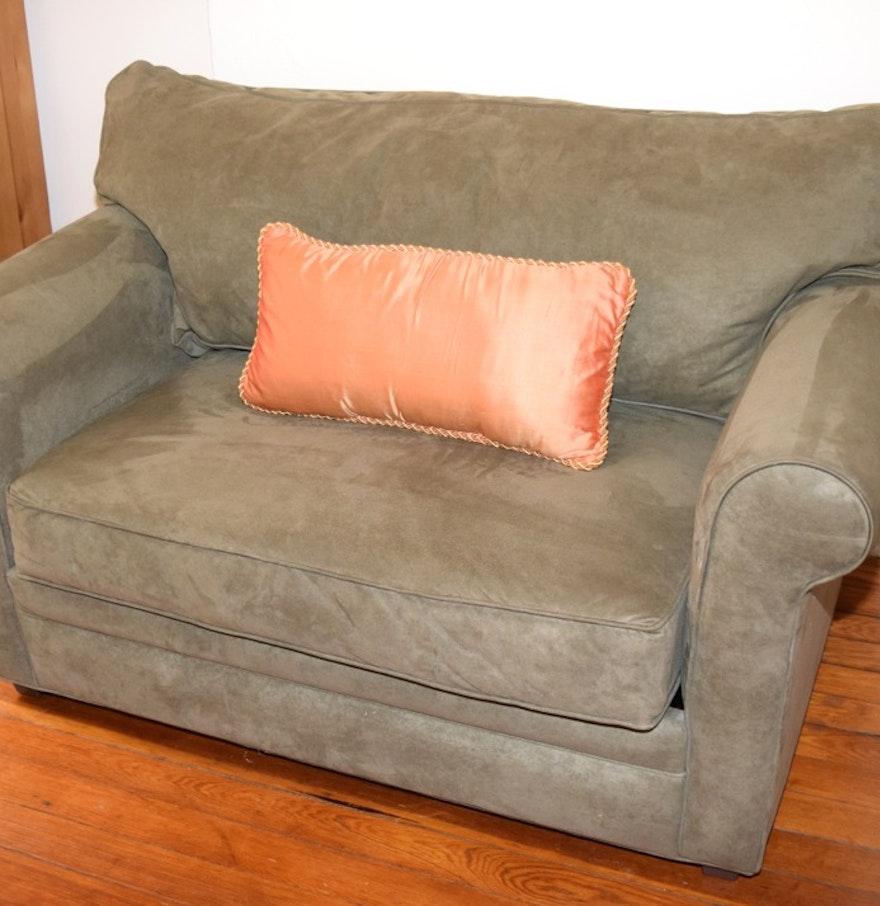 Havertys Furniture Lexington Ky: Twin Sleeper Loveseat By Havertys Furniture : EBTH