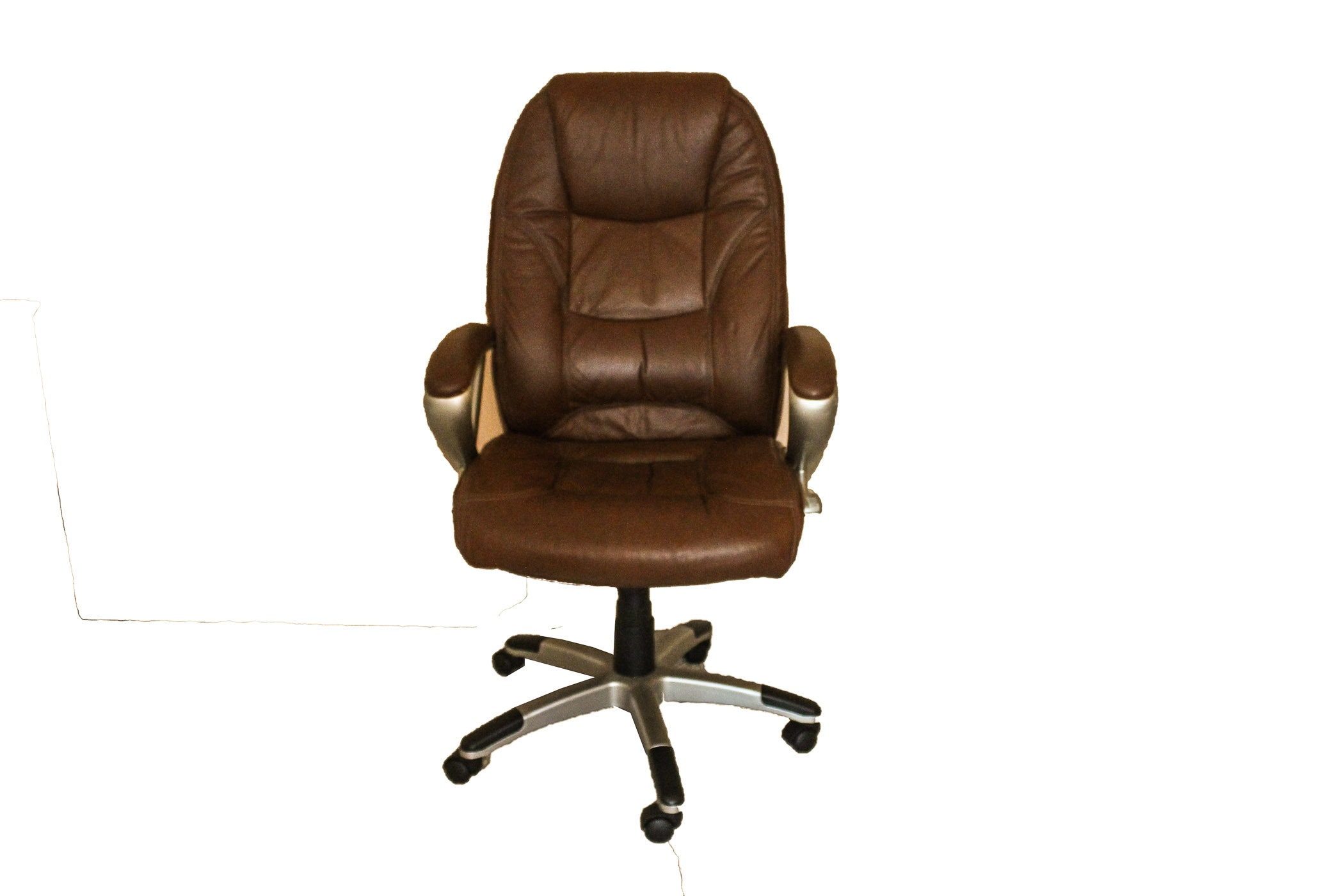 Cushioned Rolling fice Chair EBTH