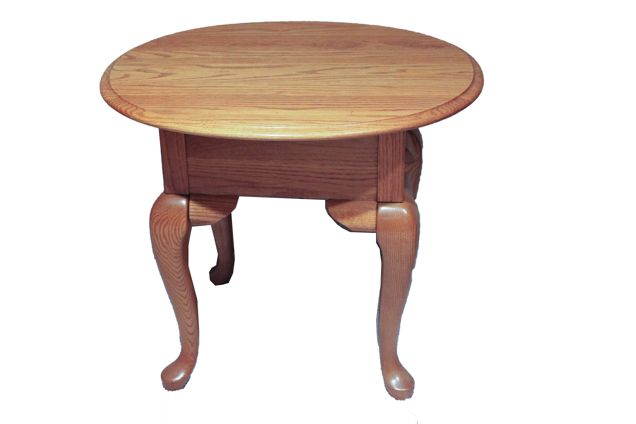 Broyhill Furniture Queen Anne Style Side Table ...