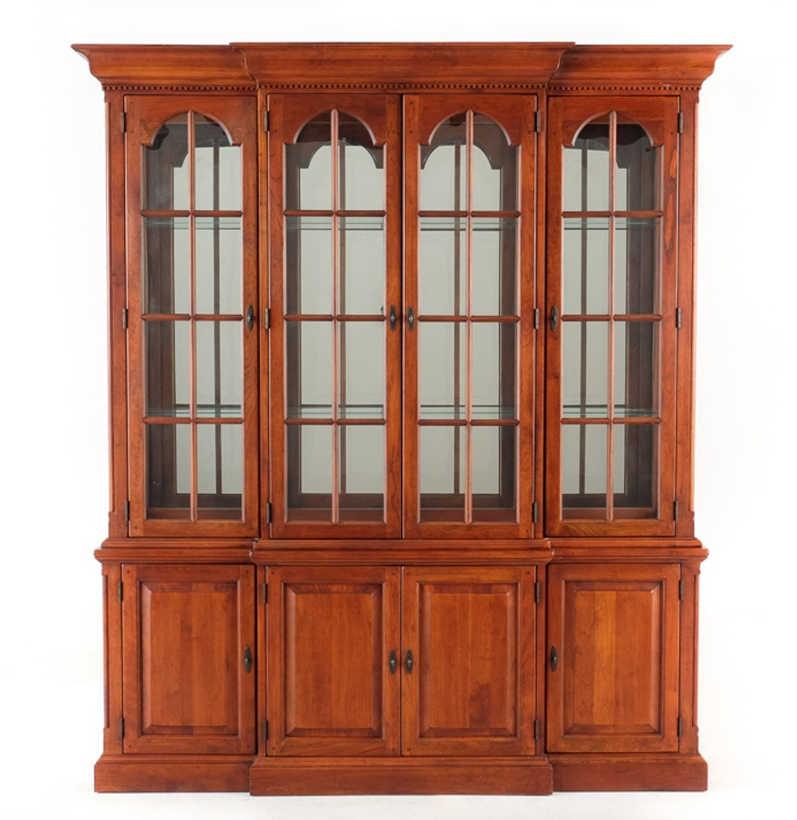 Lexington Breakfront China Cabinet | Cabinets Matttroy