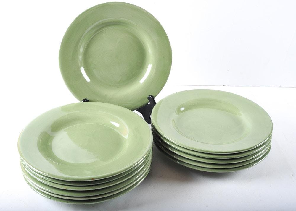 HD Designs Pottery Dishware ...  sc 1 st  EBTH.com & HD Designs Pottery Dishware : EBTH