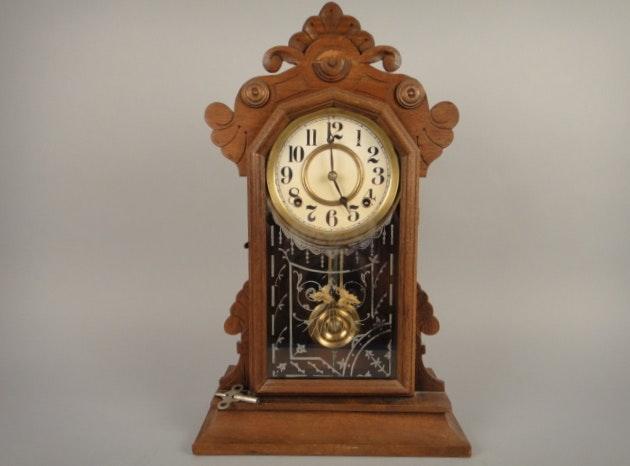 Ingraham mantel clocks bristol conn