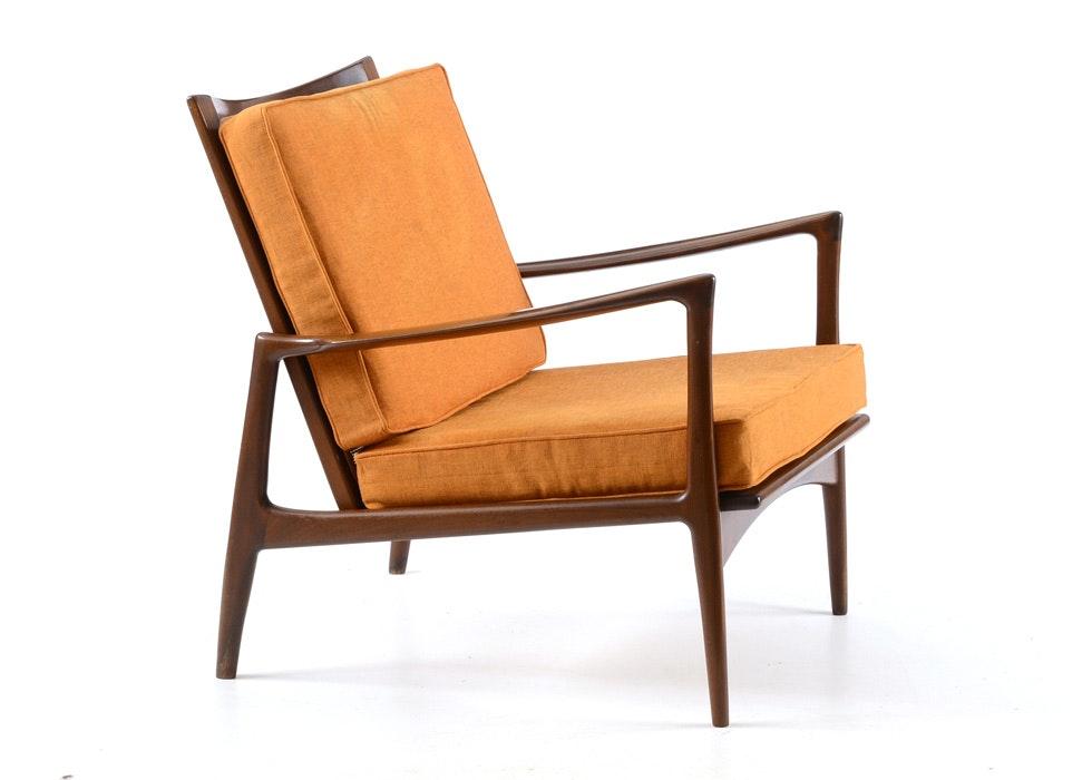 Selig Chair By Ib Kofod Larsen ...