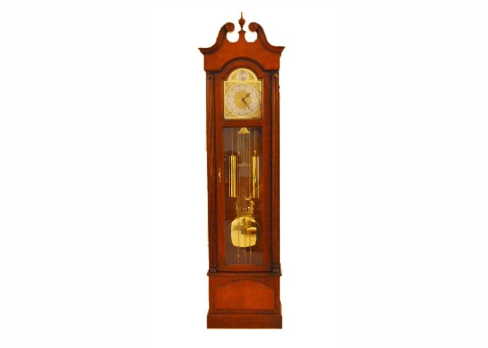 howard miller grandfather clock - Howard Miller Mantel Clock