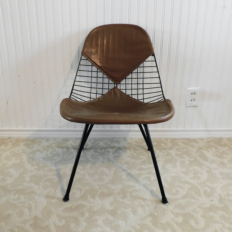 Early Mid Century Modern Style Eames For Herman Miller