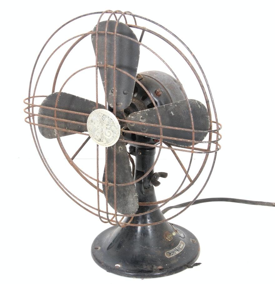 Vintage General Electric Fan 103
