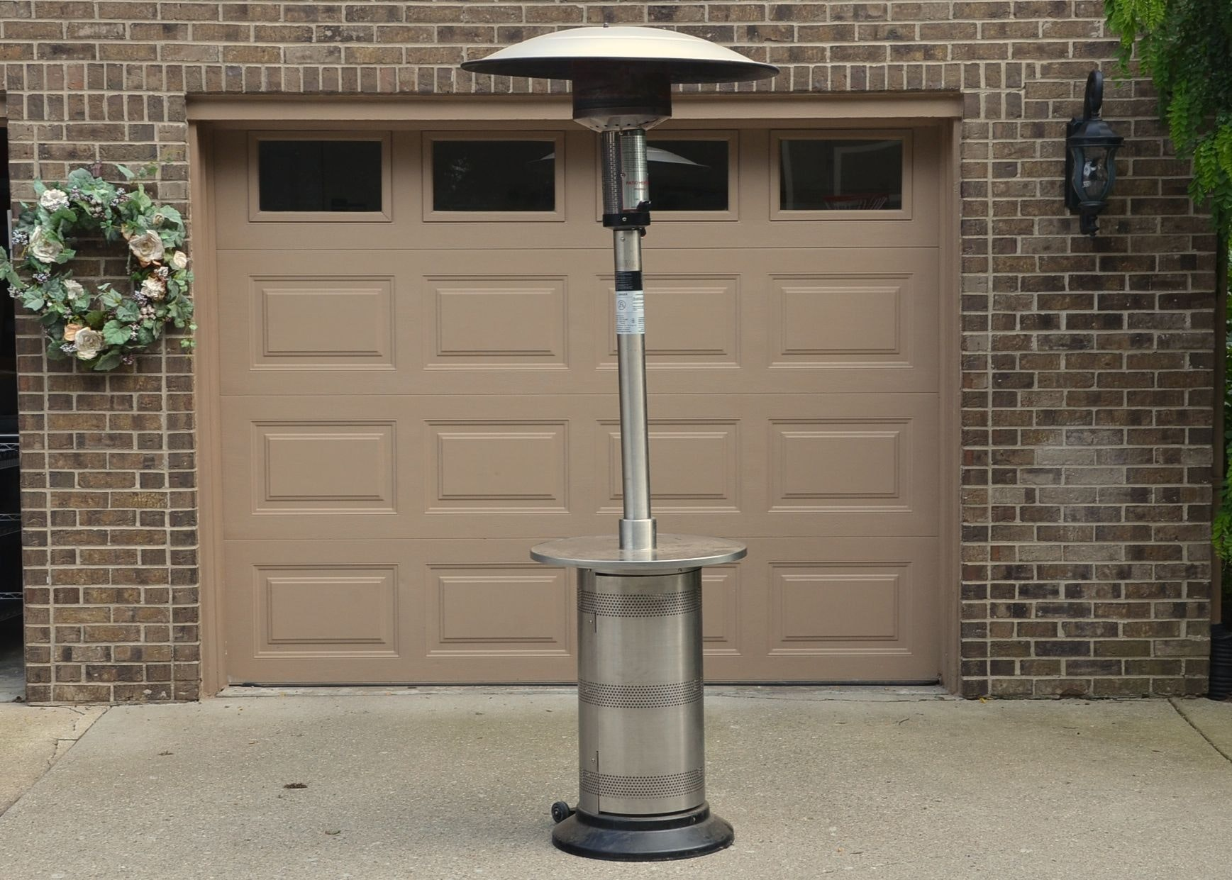 Sunjoy Industries Patio Heater ...