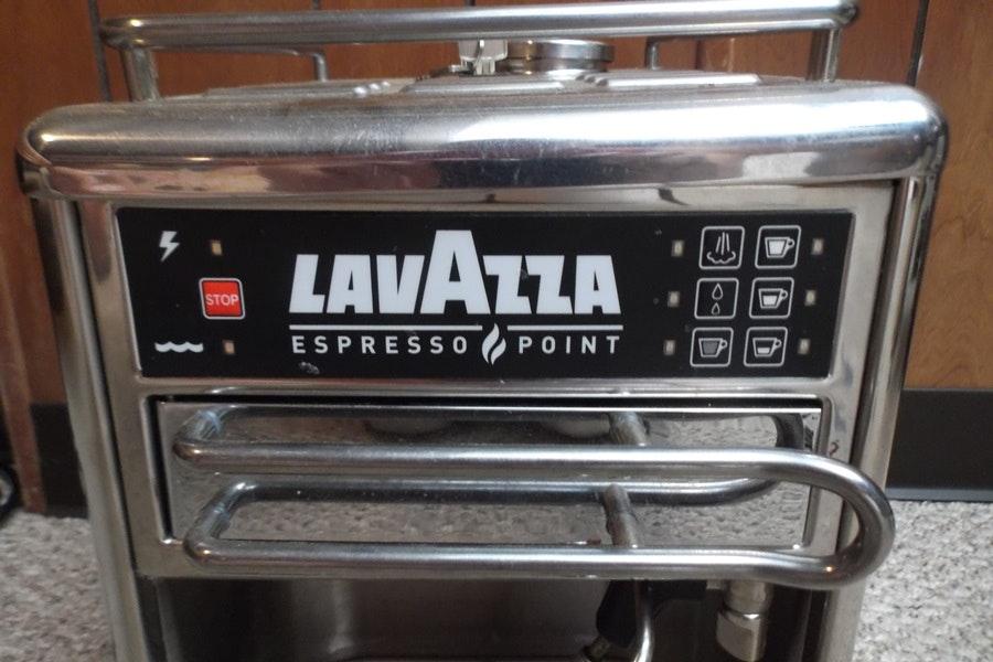 lavazza espresso point matinee capsule machine