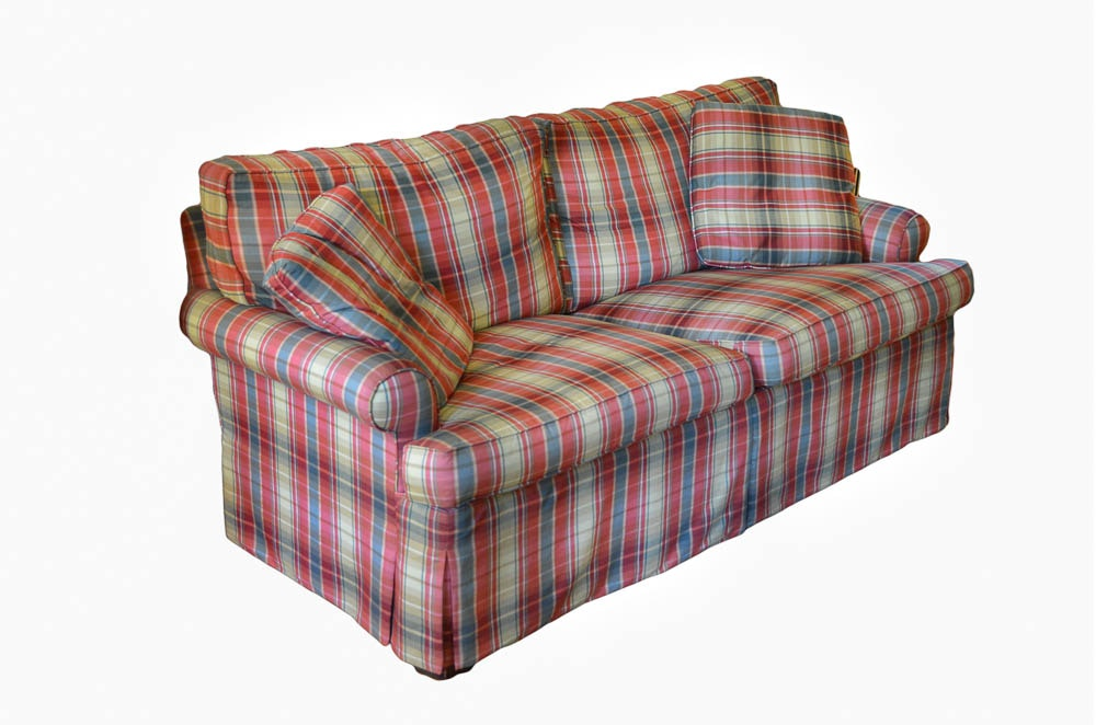 Hickory Chair Sofa Ebth