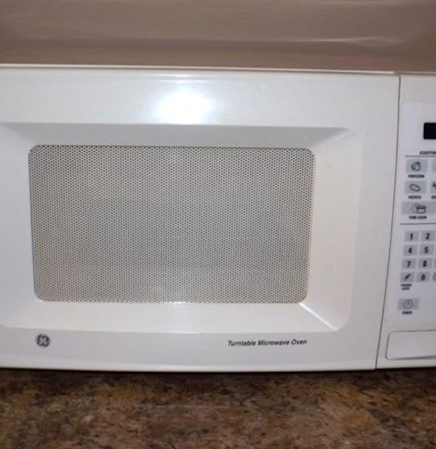 Ge Turntable Microwave Oven Model Jes738wj02 Bestmicrowave