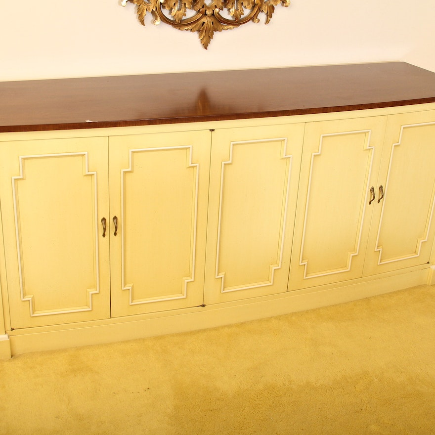 Mount Airy Chair Company Sideboard And Server