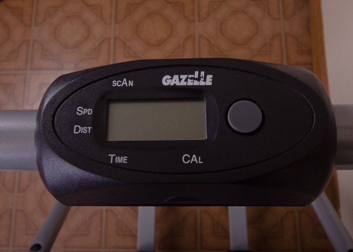 gazelle max glider manual