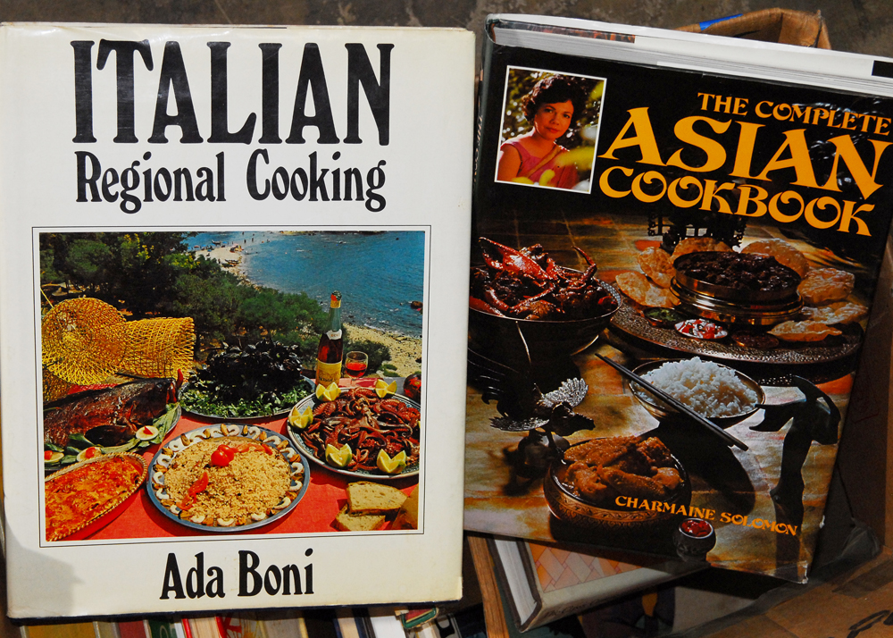 Asian Cookbooks 115
