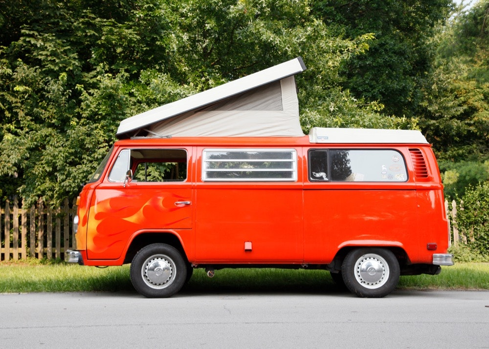 1973 VW Campmobile Bus