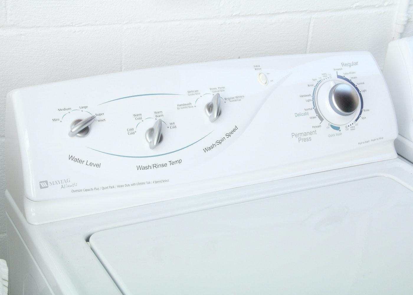 Best Top Loading Washing Machine >> Maytag Atlantis Washing Machine : EBTH