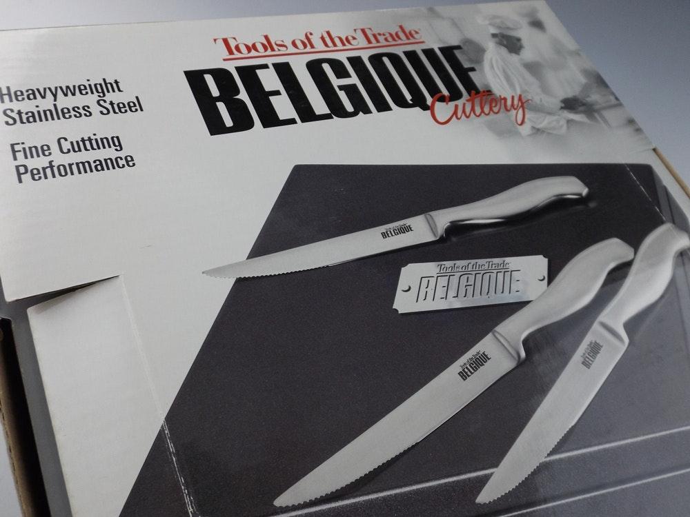 Tools Of The Trade Belgique Steak Knife Set Ebth