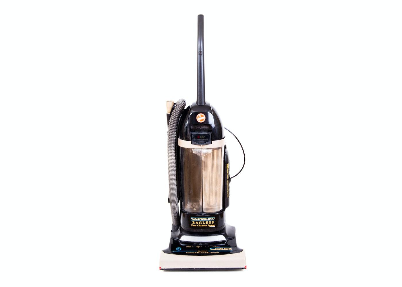 Hoover Turbopower 4900 Upright Vacuum Cleaner Ebth