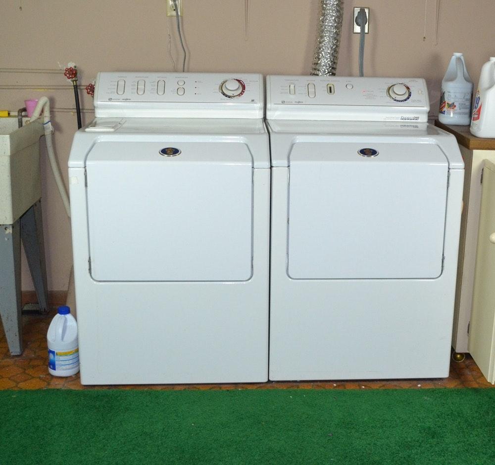 1999 Maytag Neptune Washer Electric Dryer Ebth
