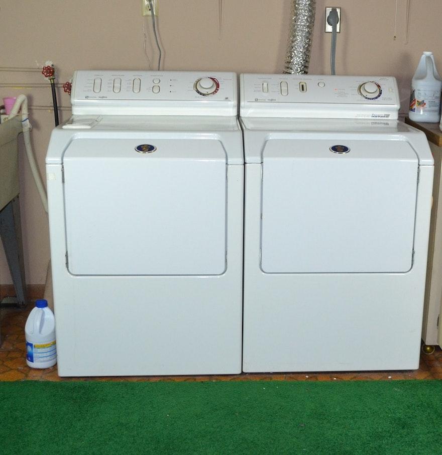 1999 Maytag Neptune Washer & Electric Dryer : EBTH