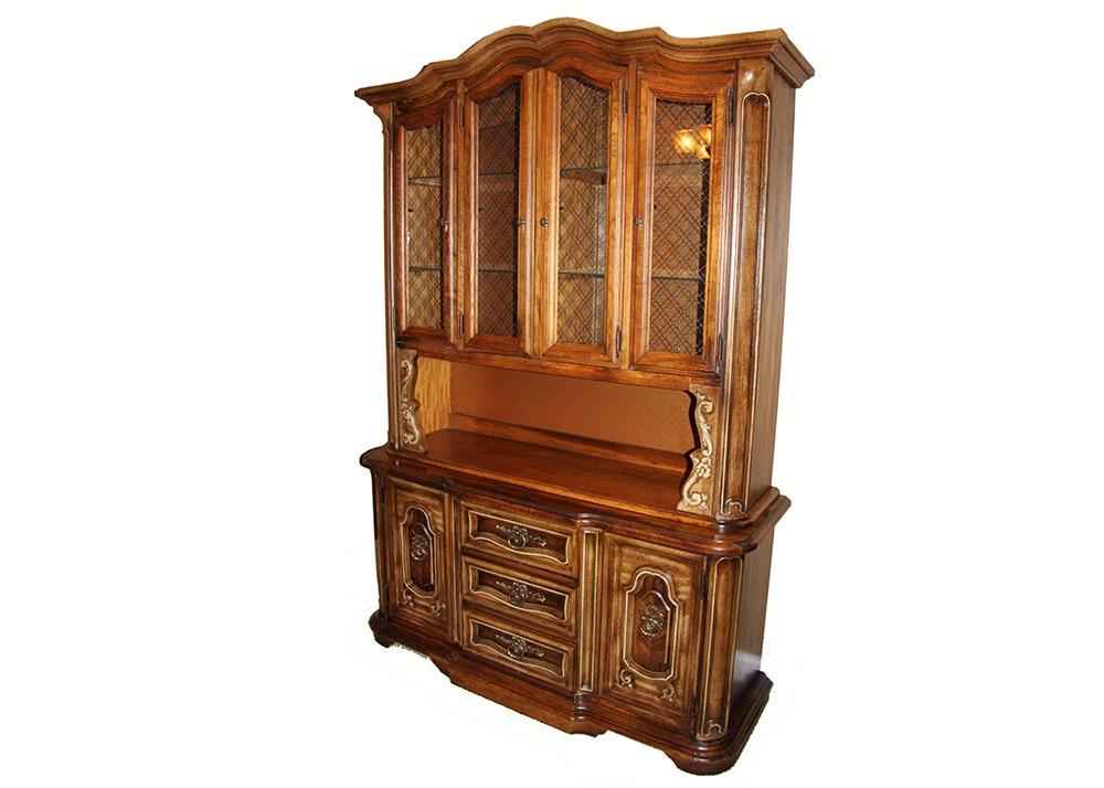Stanley Furniture Co. Buffet Hutch ...