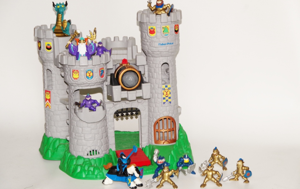 Fisher Price Great Adventures Castle Download Free Limising