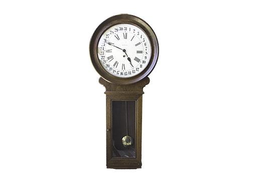 howard miller eight day pendulum wall clock