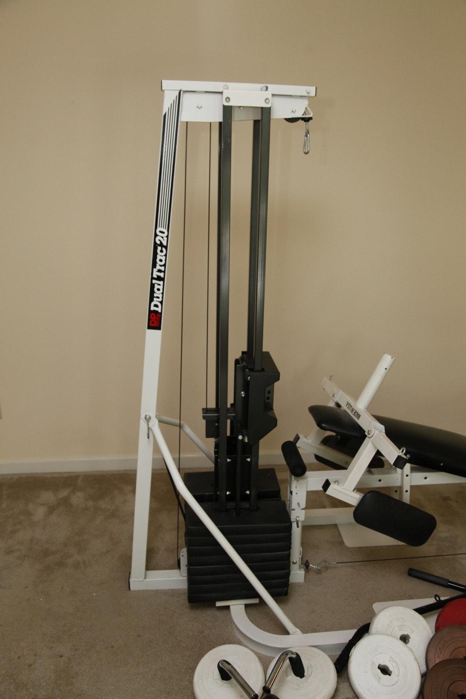 20 weight machine