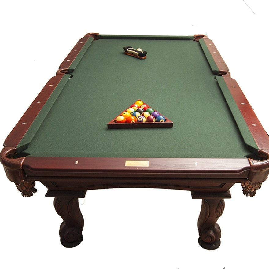 Connelly Billiards Customized Sedona Pool Table EBTH - Connelly pool table disassembly