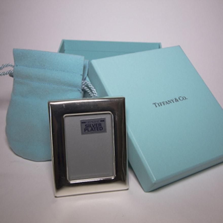 Tiffany & Co. Silver Plate Frame : EBTH