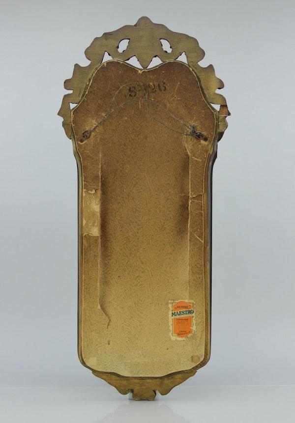 Vintage Nurre Maestro Wall Mirror Ebth