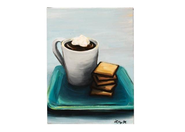 Original Oil on Canvas by Liz Goerlitz-Hein